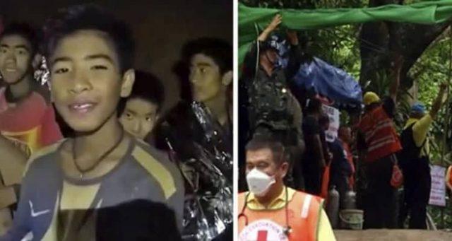 Thailandia, le condizioni dei salvati sono molto buone: