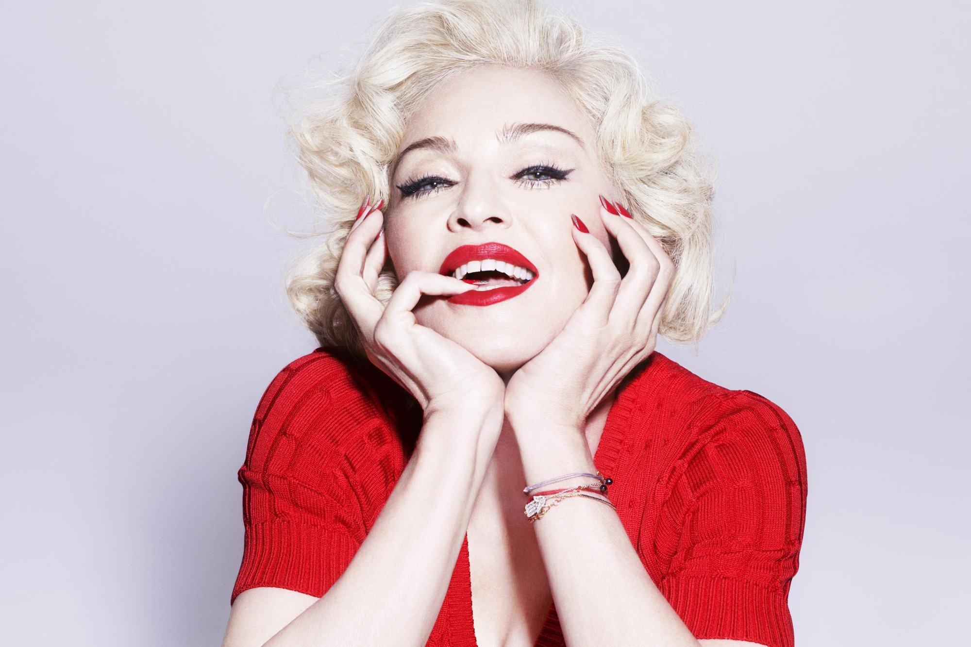 Madonna's iconic hairstyles: come sono cambiati i suoi capelli negli anni