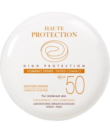 Avène - Haute Protection fondotinta compatto colorato SPF50