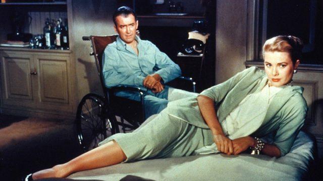 Grace Kelly in La finestra sul cortile (1954)