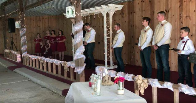 Molto La sorpresa della sposa per il suo futuro marito - Bigodino BA26