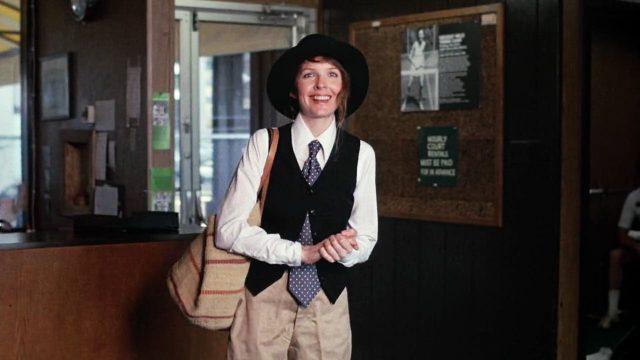 Diane Keaton in Io e Annie (1977)