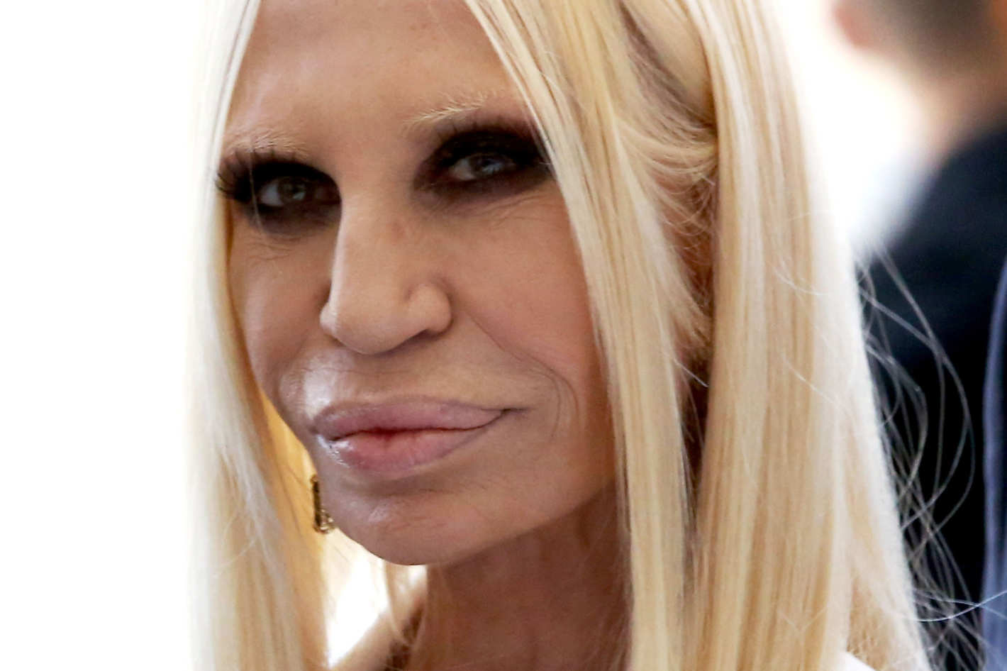 Donatella Versace oggi