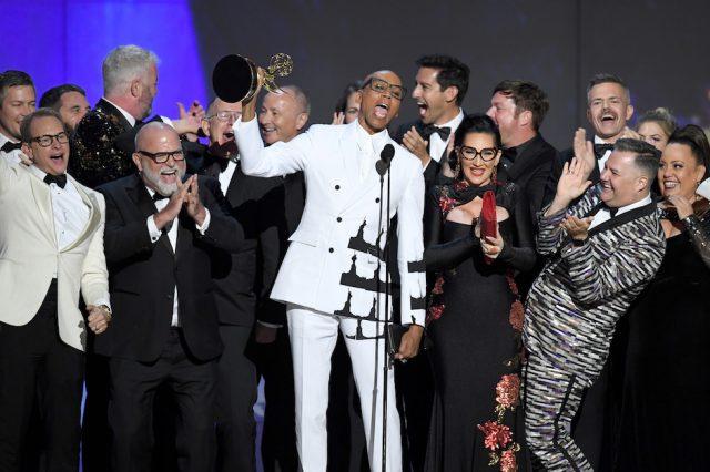 Il cast di America's Next Drag Queen.  (Kevin Winter/Getty Images)