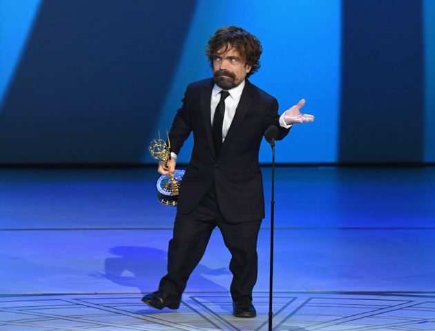 Peter Dinklage.  (Kevin Winter/Getty Images)
