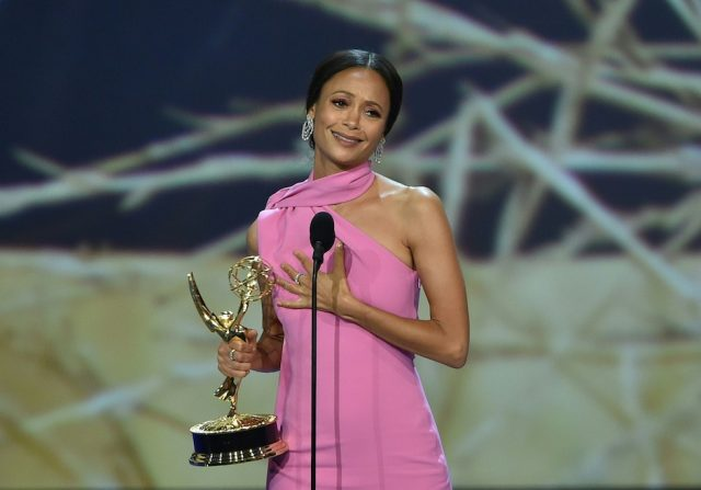Thandie Newton.  (ROBYN BECK/AFP/Getty Images)