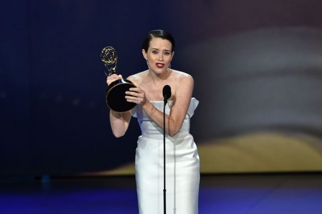 Claire Foy.  (ROBYN BECK/AFP/Getty Images)