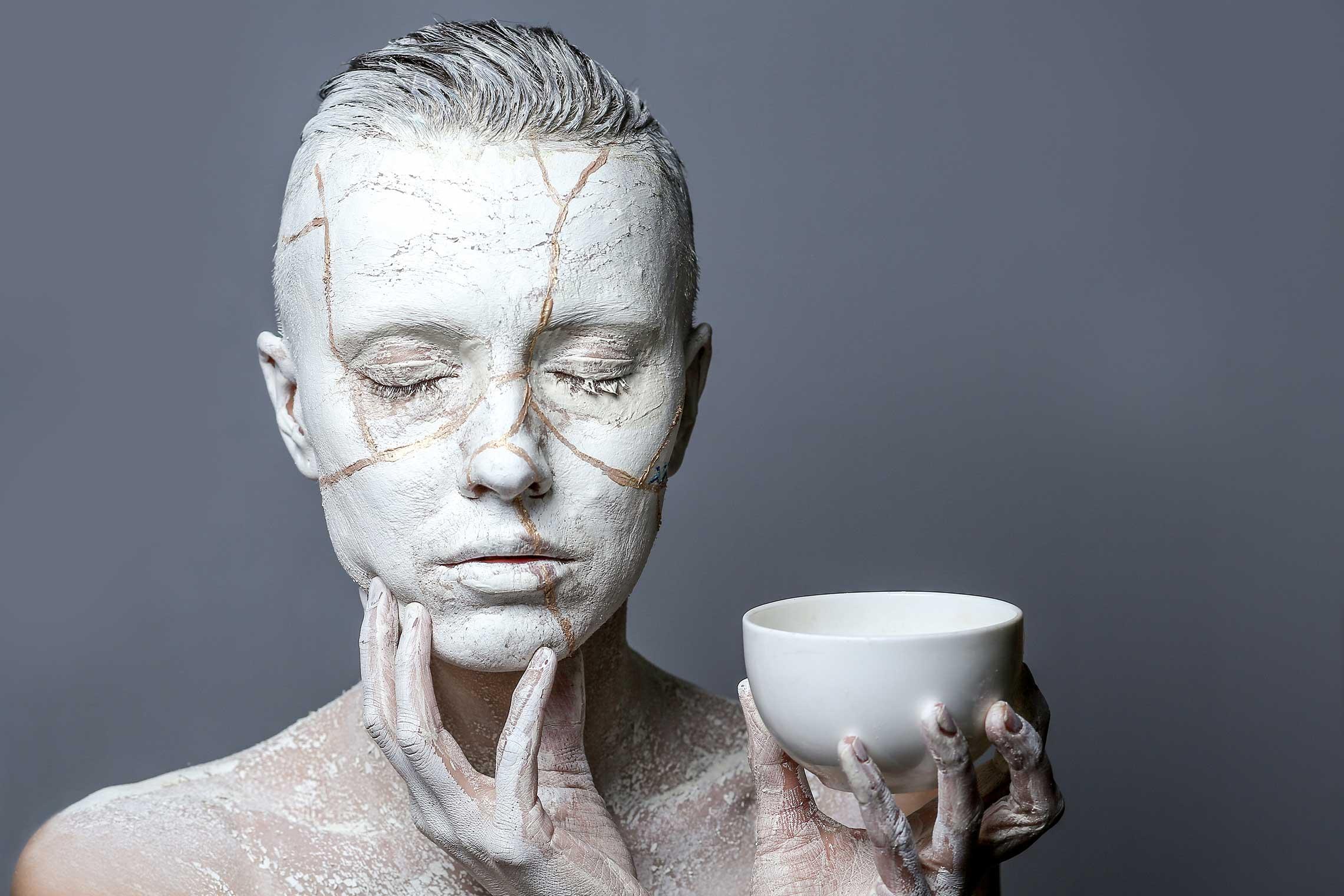 Arte Giapponese Del Kintsugi cos'è il kintsugi, l'arte di riparare la nostra vita   bigodino