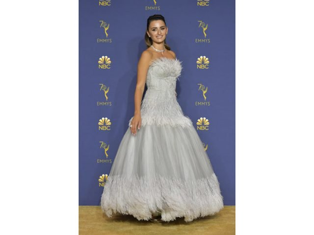 Penelope Cruz in Chanel - @Getty Images