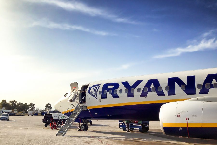 Ryanair sciopero settembre 2018