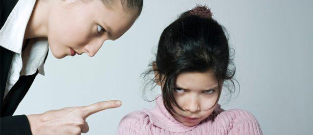 urlare-contro-i-propri-figli-conseguenze