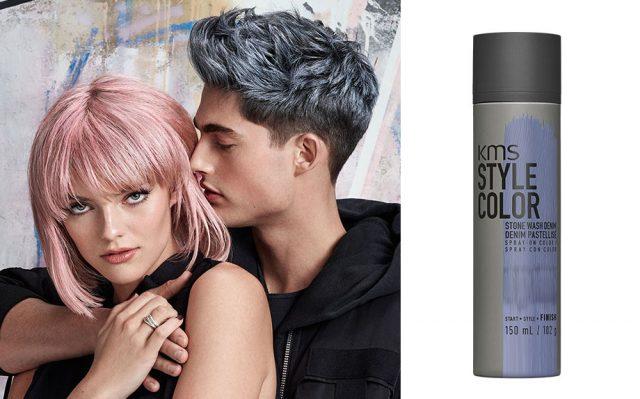spray capelli colorati