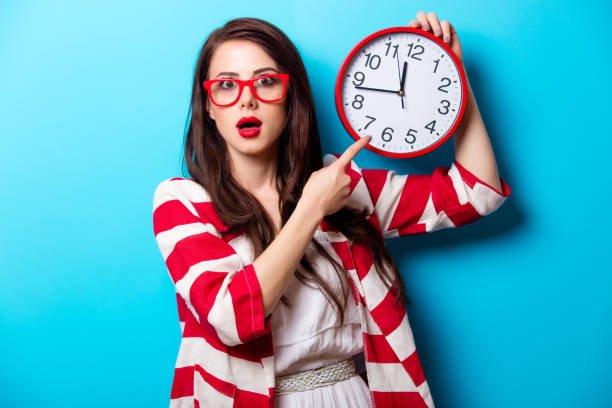 donna-orologio
