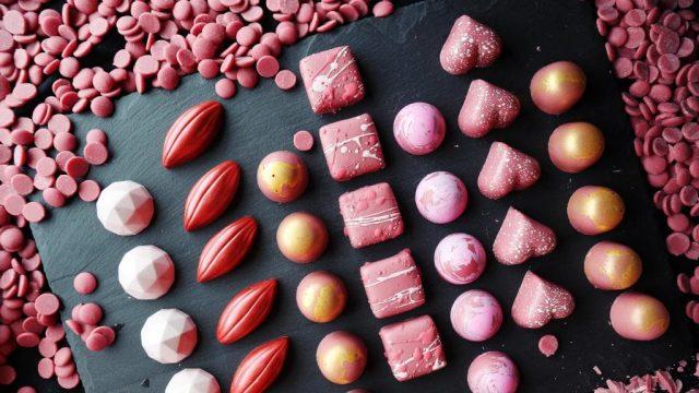 cioccolato-rosa-ruby-dove-assaggiarlo