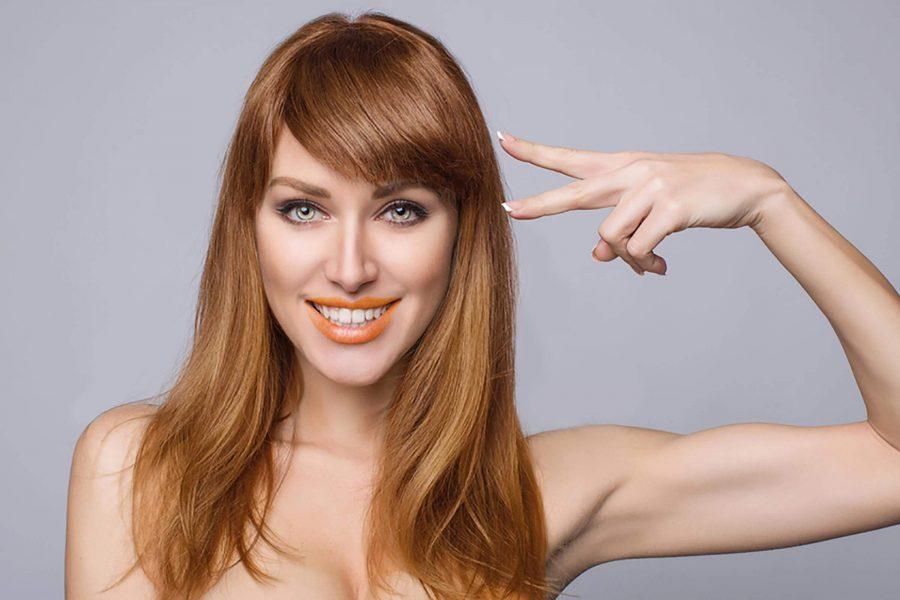 Come rinforzare i capelli fini in modo naturale