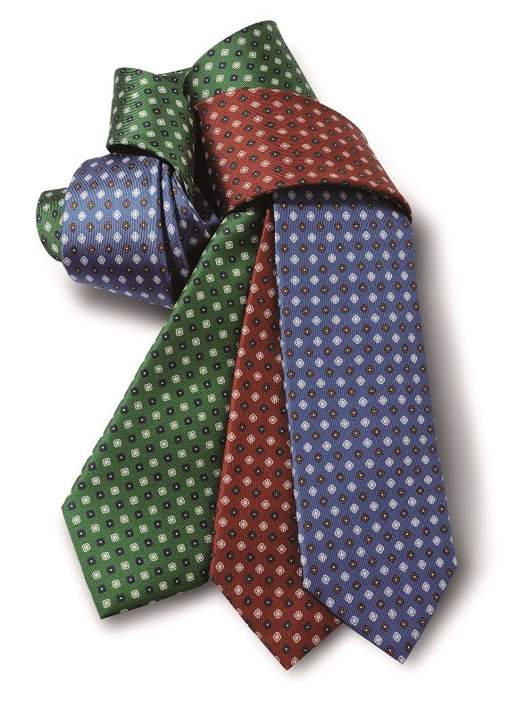 Cravatta Bigi