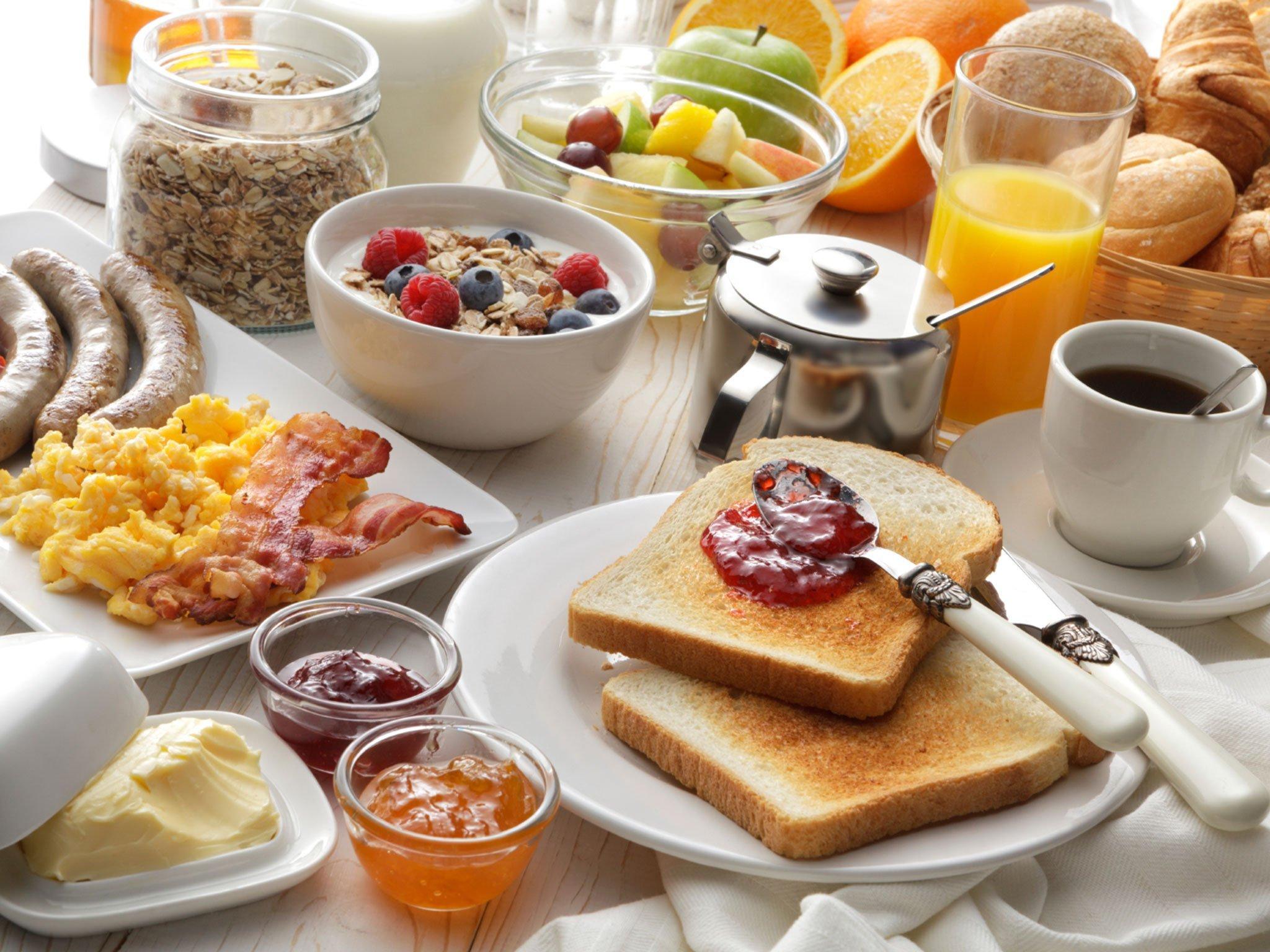 Com'è la colazione italiana in vacanza?
