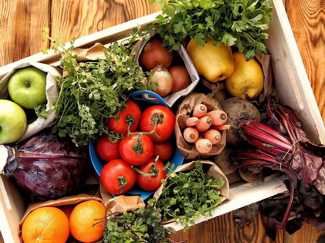 Gli alimenti che aiutano la salute
