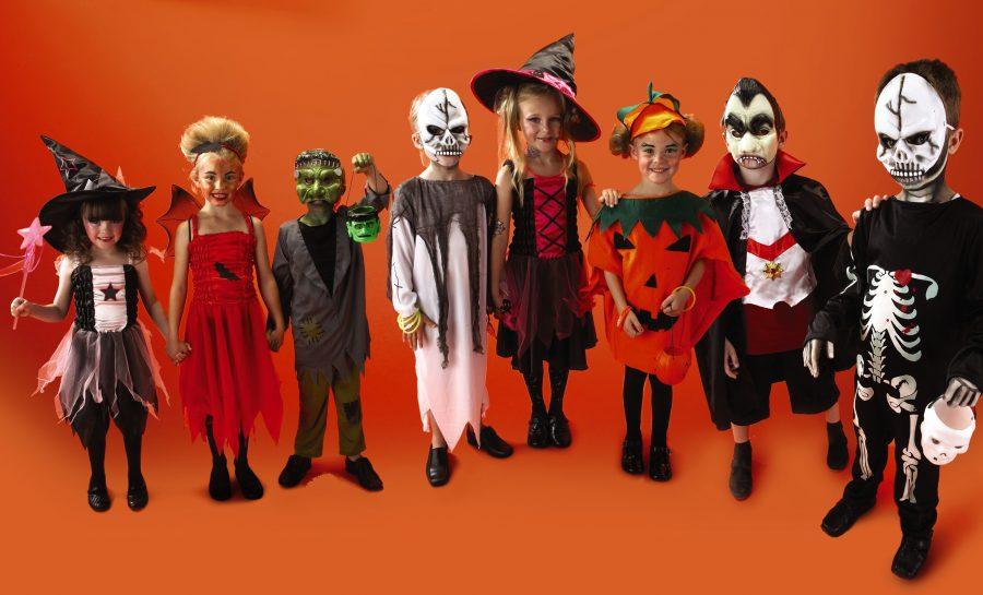 Costumi di Halloween 2018