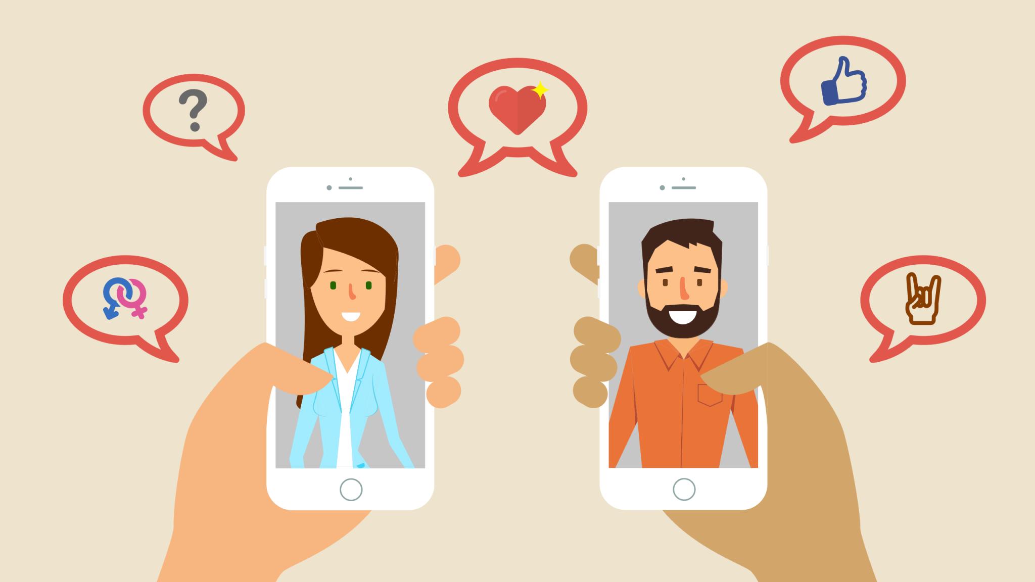 Dating app per single in Italia