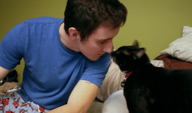 gatto-salva-veterano-che-vuole-togliersi-la-vita3