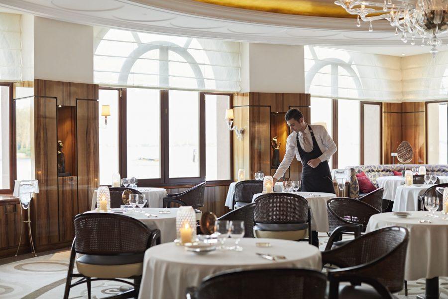 hotel con ristoranti stellati in italia