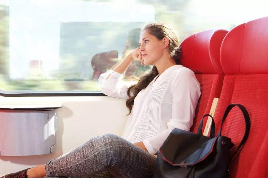 Mete raggiungibili in treno