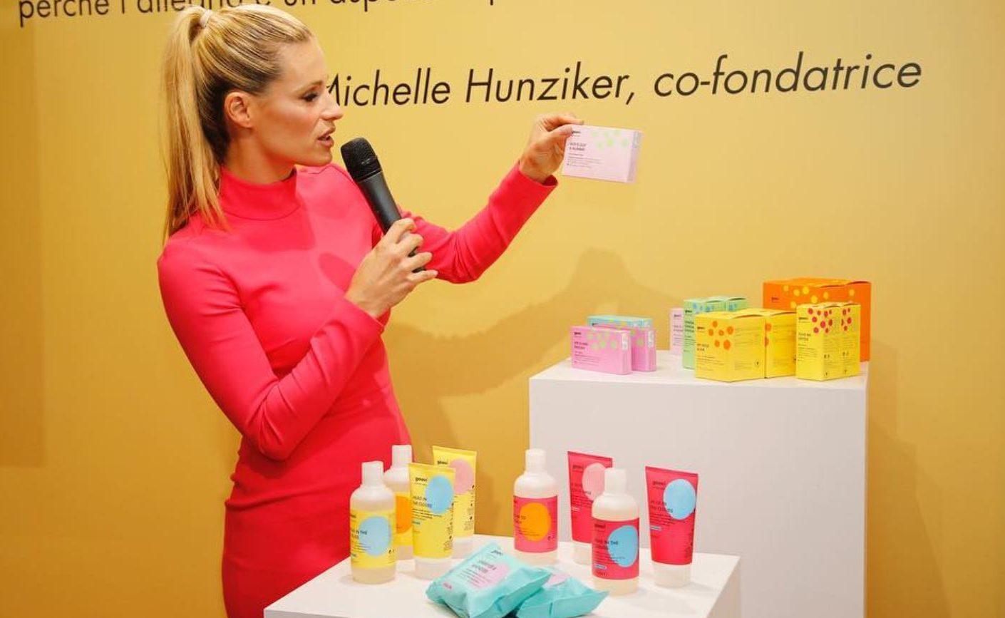 Michelle Hunziker consigli di bellezza