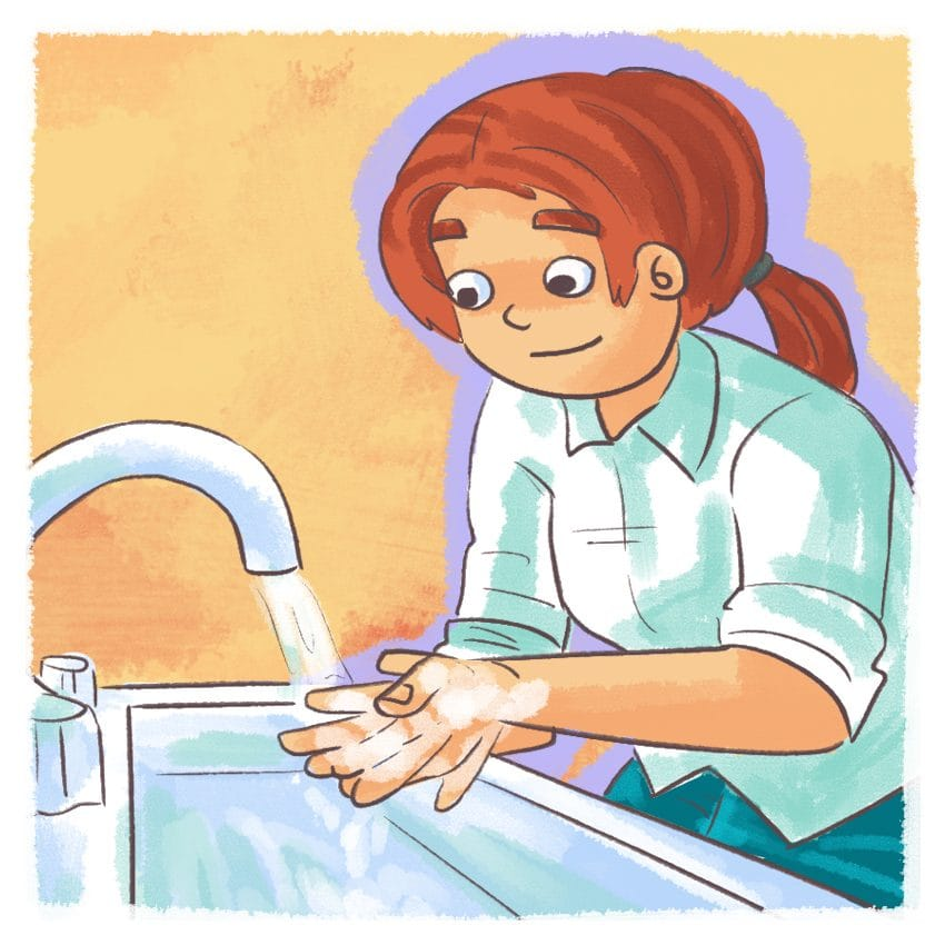 Lavate mani e vestiti