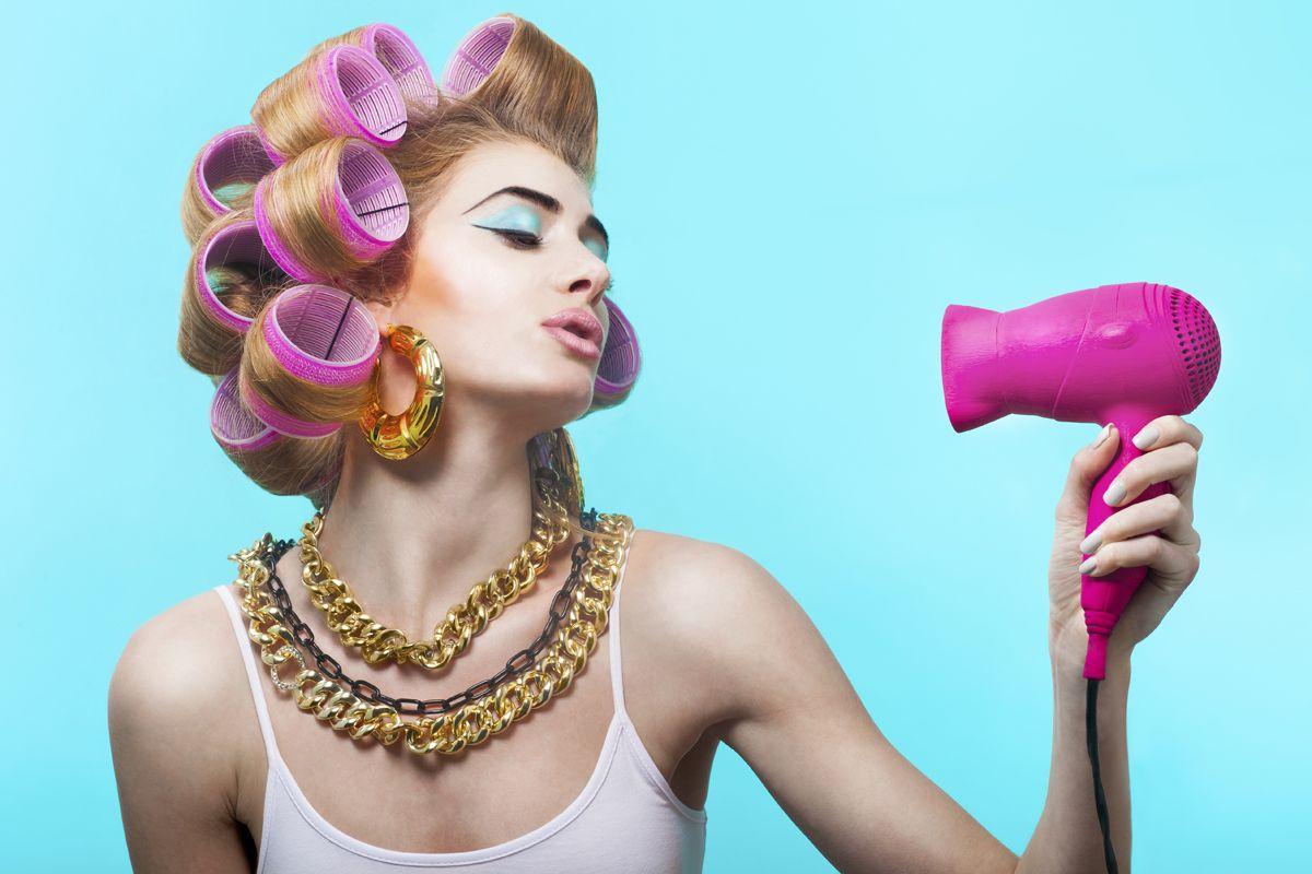 Bigodini magici per capelli lunghi: come si usano