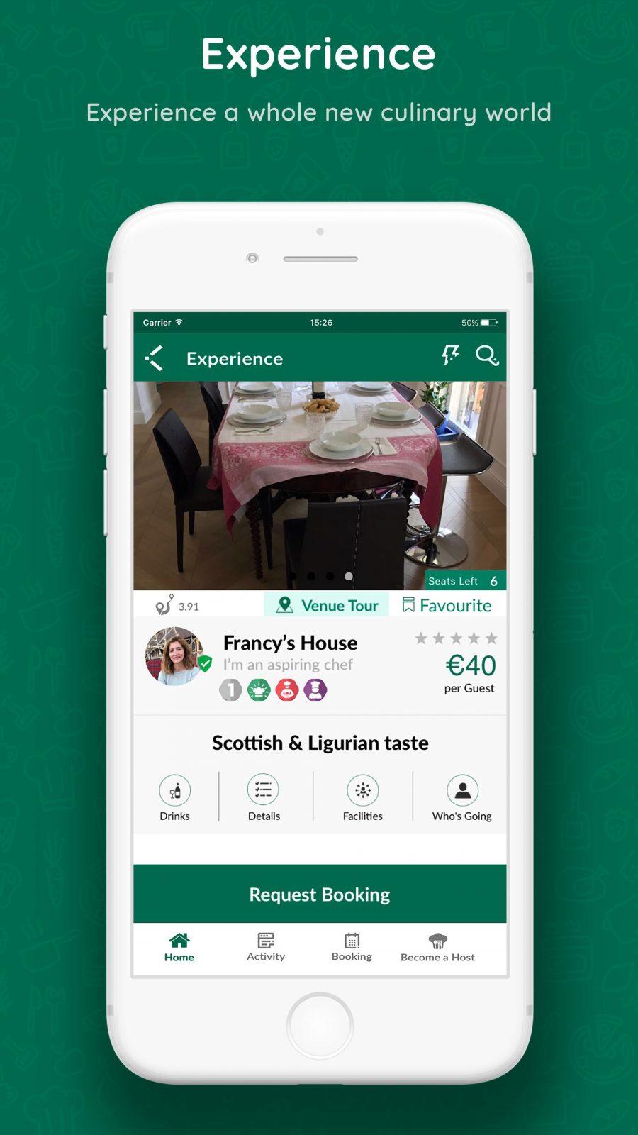 App Di Design ristoranti di design a milano e nel mondo | bigodino