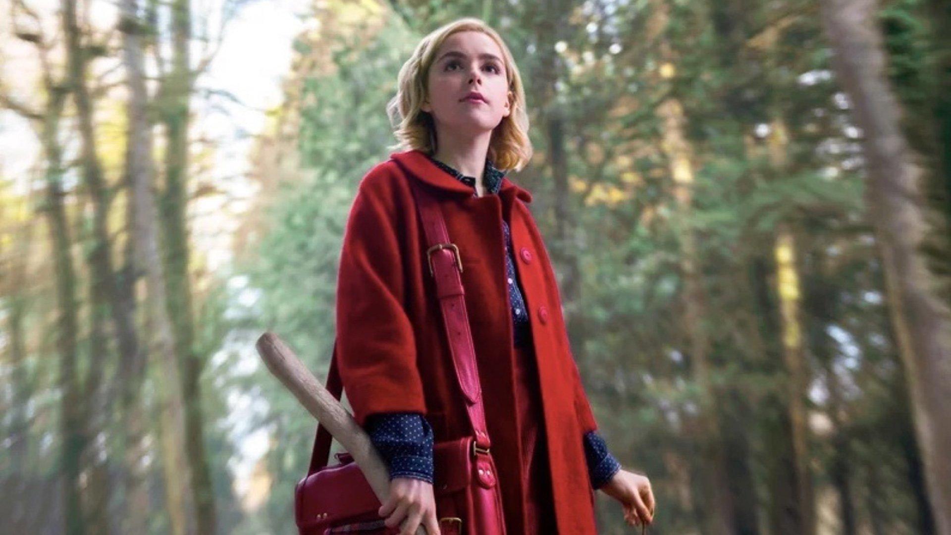 Sabrina: come ricreare il look per Halloween