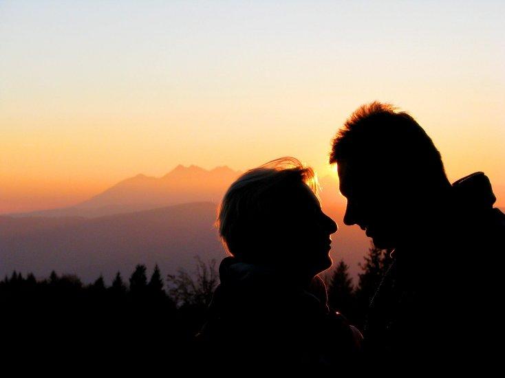significato del bacio