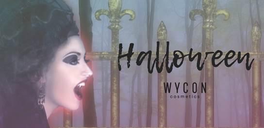 Trucco Halloween 2018, le proposte WYCON Cosmetics