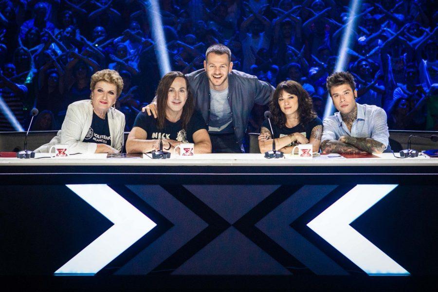 X Factor 2018 giudici