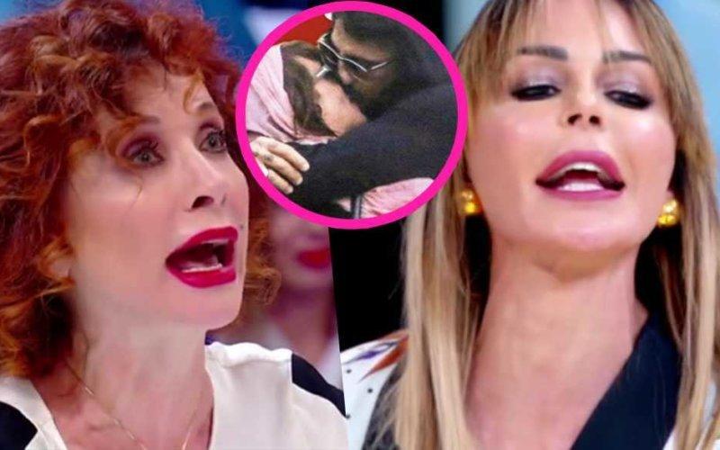 Lite in TV tra Nina Moric e Alda D'Eusanio. Il motivo? Fabrizio Corona