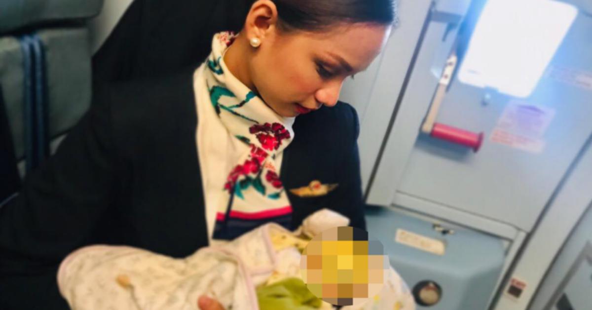 quello-che-fa-Patrisha-per-una-mamma-in-difficoltà-sull'aereo