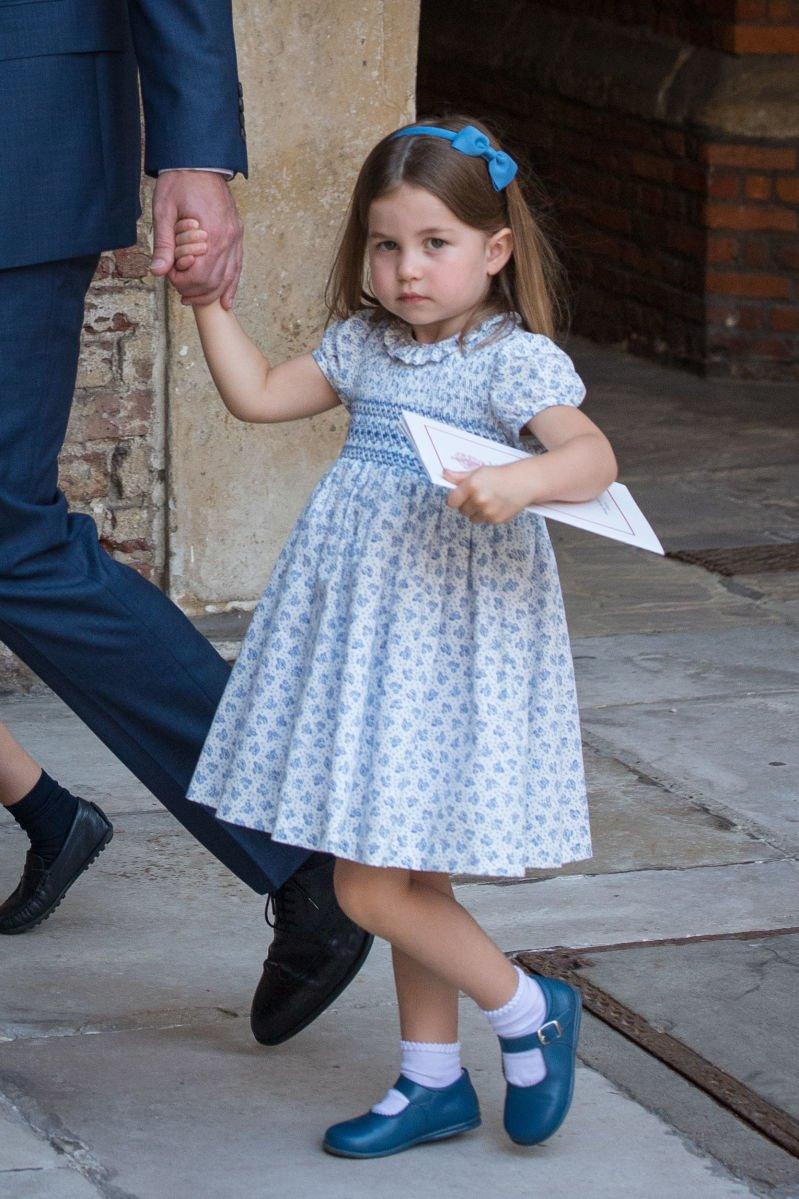Principessa Charlotte.
