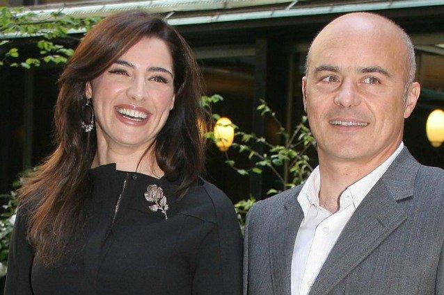 """Luca Zingaretti da Fazio: """"Ecco come ho corteggiato mia moglie"""""""