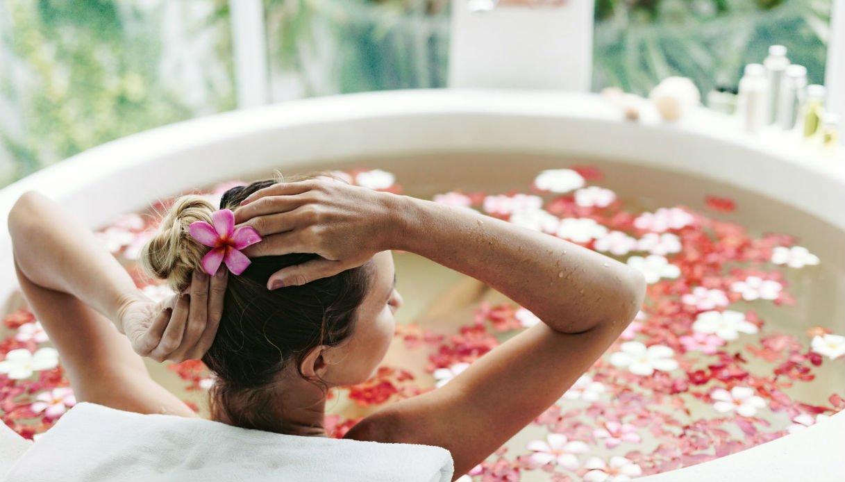 Riempire La Vasca Da Bagno In Inglese : Lush: i cinque benefici di un bagno caldo bigodino