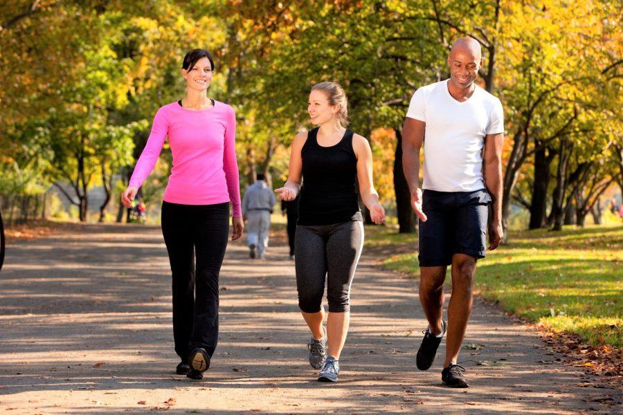 Quante calorie si bruciano camminando