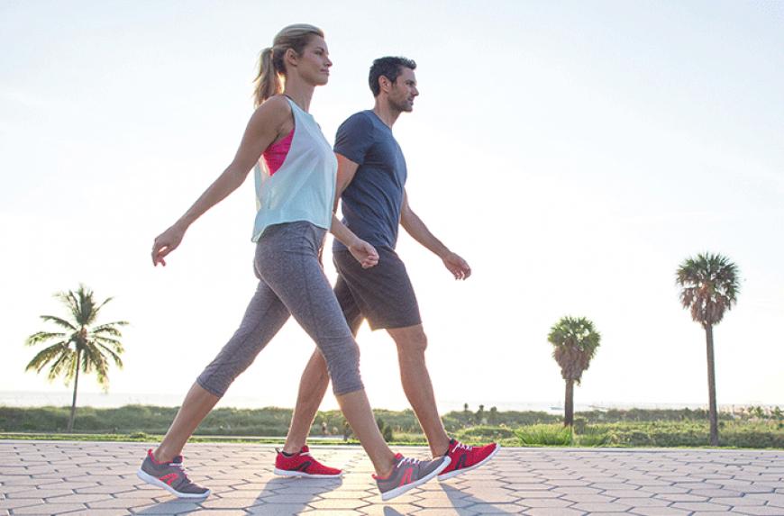Quante calorie si bruciano con la camminata