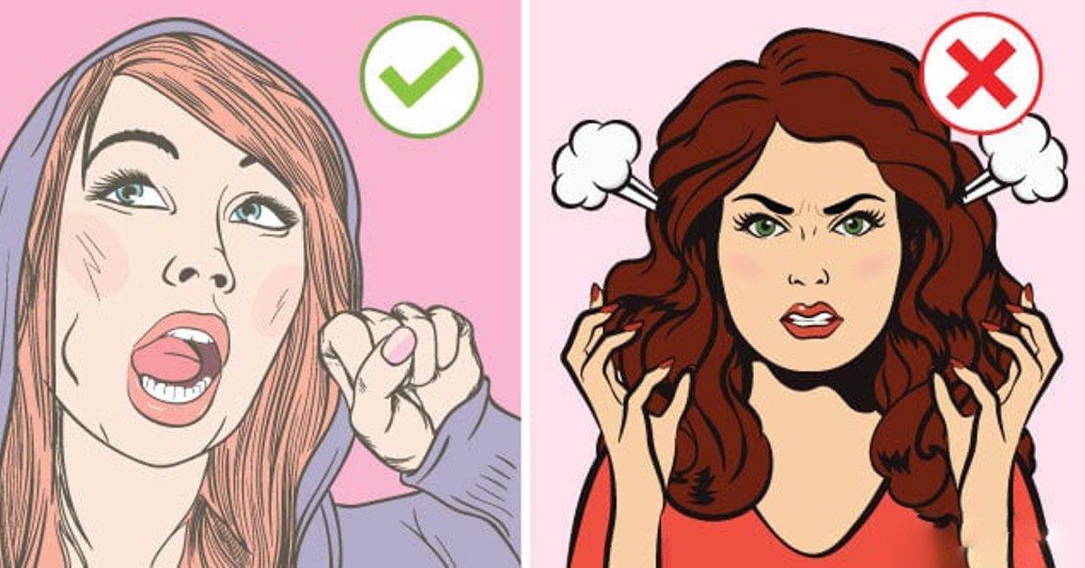 10 cose che gli uomini non trovano attraenti nelle donne
