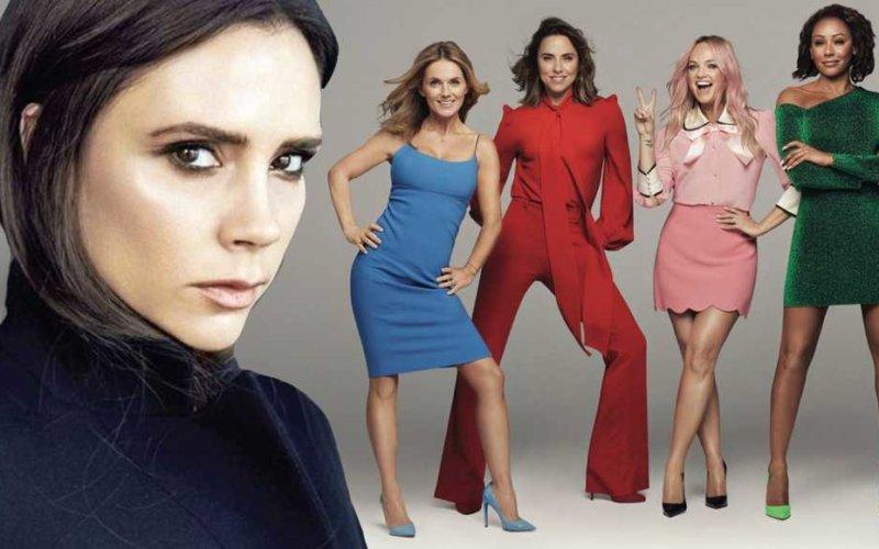 Le Spice Girls ritornano insieme per un tour nel 2019. Ma ne mancherà una