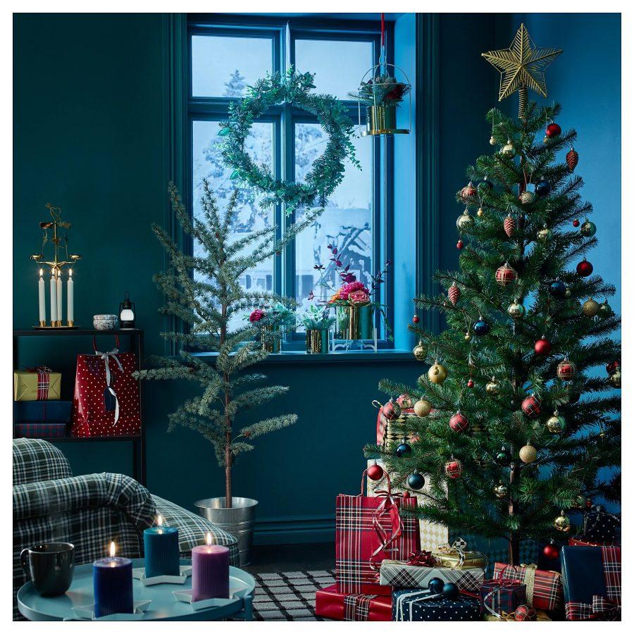 Albero Di Natale Ikea 2018.Albero Di Natale 2018 Ikea Bigodino