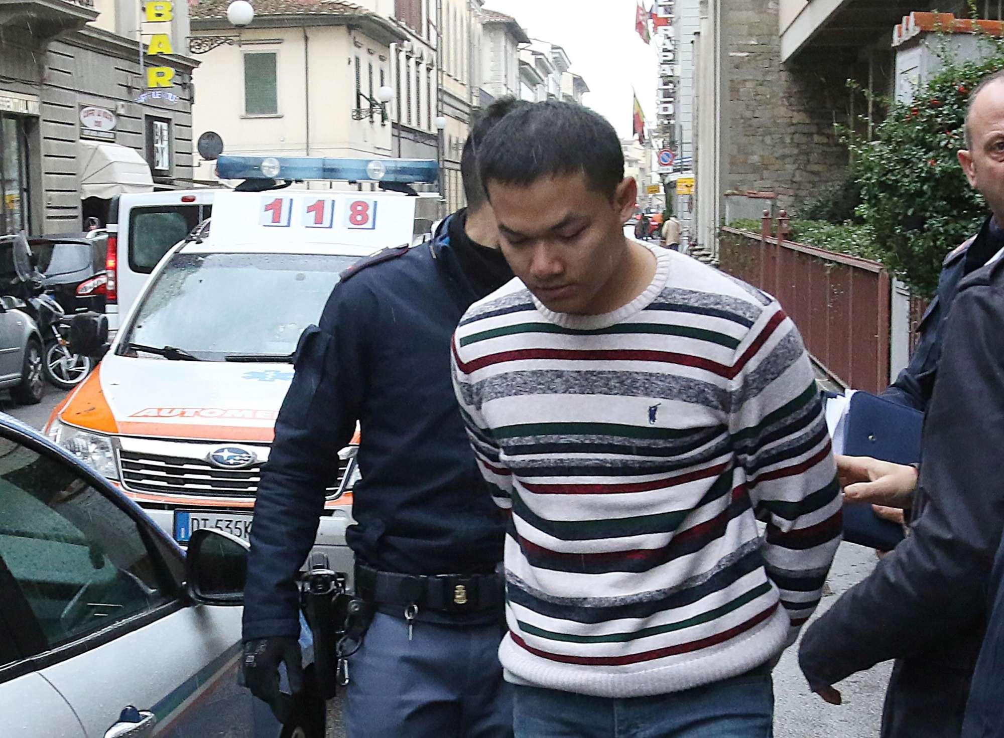 30enne strangola la moglie in viaggio di nozze a Firenze