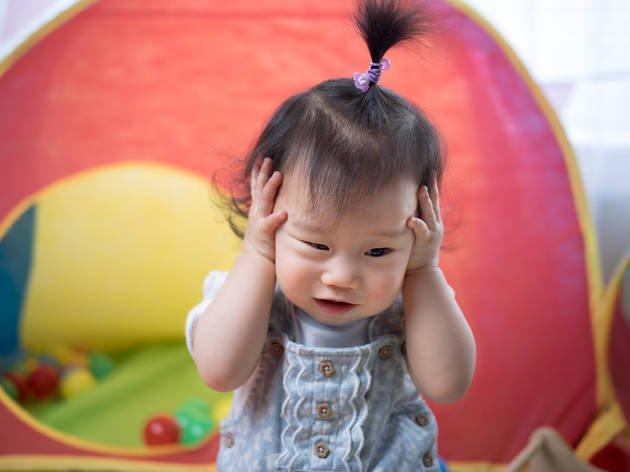 bambino di 2 anni