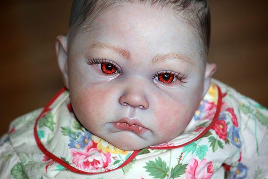 Zombie Reborn dolls