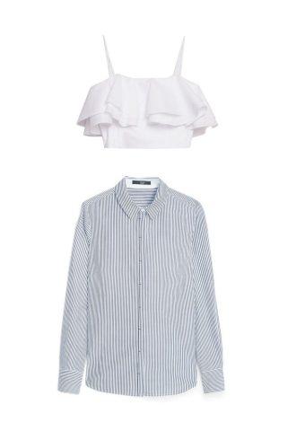 bustier-camicia