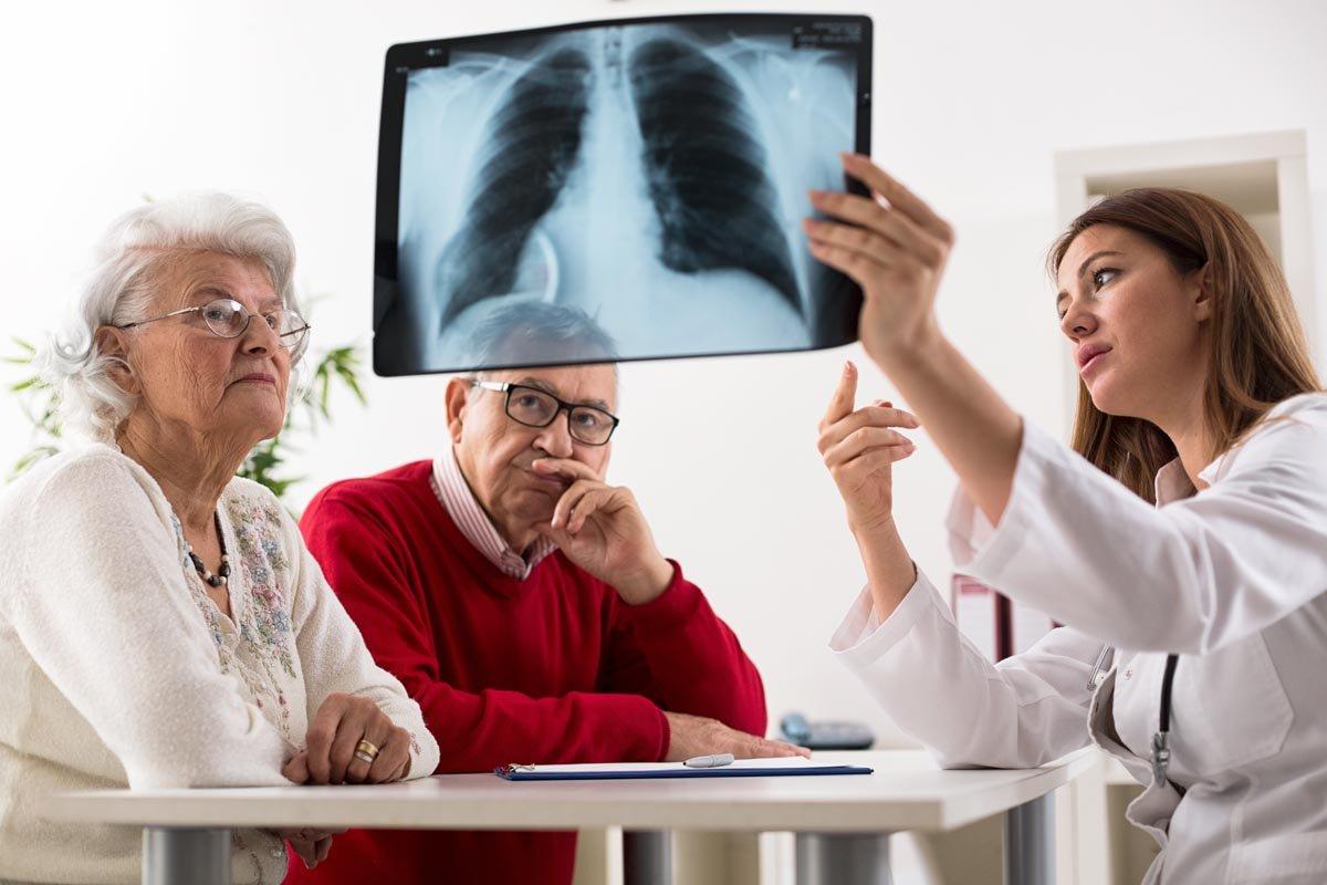 Scoperto vaccino efficace contro il cancro al polmone